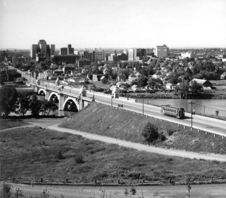 Picture from Calgary's History, Calgary Public Library Collection